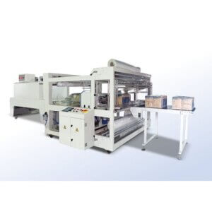 Thermo shrink packing machine