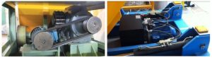 mechanical mold tilter and upender