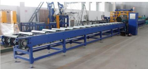 orbital steel tube and pipe wrapping machine