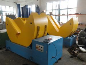 electrical coil turner machine