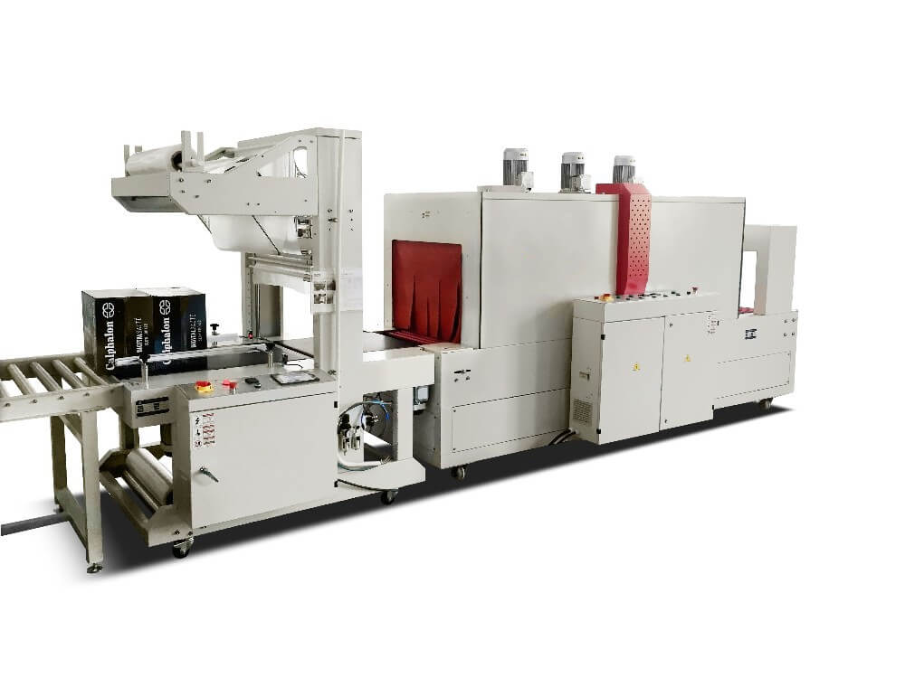 What is a good packaging machine for insulation board and panel bundles?
