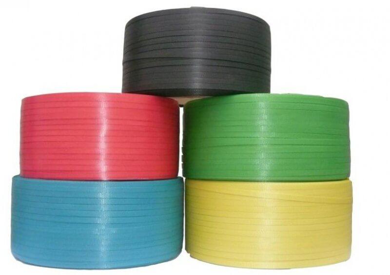 colorful PET strap belt